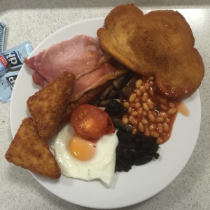 Can't beat the Great British Fry Up
