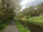 A welcome towpath to Sowerby Bridge