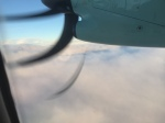 Whirring propellers