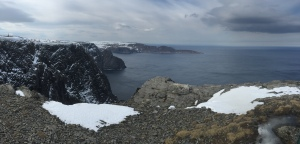 Nordkapp - view West