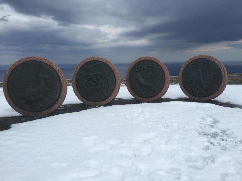 Peace Stones 2
