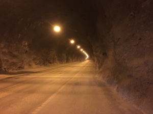 Honningsvag tunnel 2