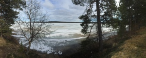 More thawing going on in Finland