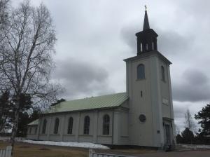 Vitangi Church