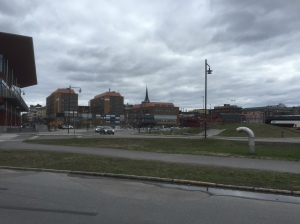 A small bit of Lulea