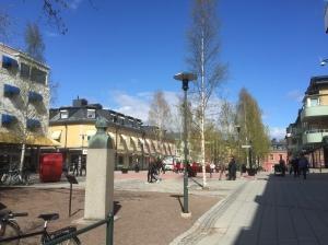 Pitea pedestrian precinct