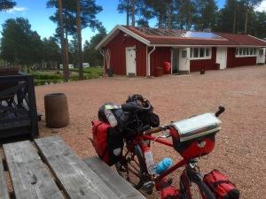 Hudiksvall camping - Malnbadens