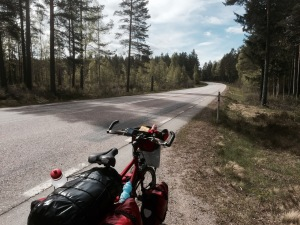 Back roads to Soderhamn