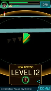 Ingress level 12 - got to 13 by the end of the day