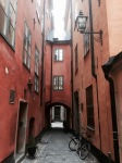 Streets of Gamla Stan 2