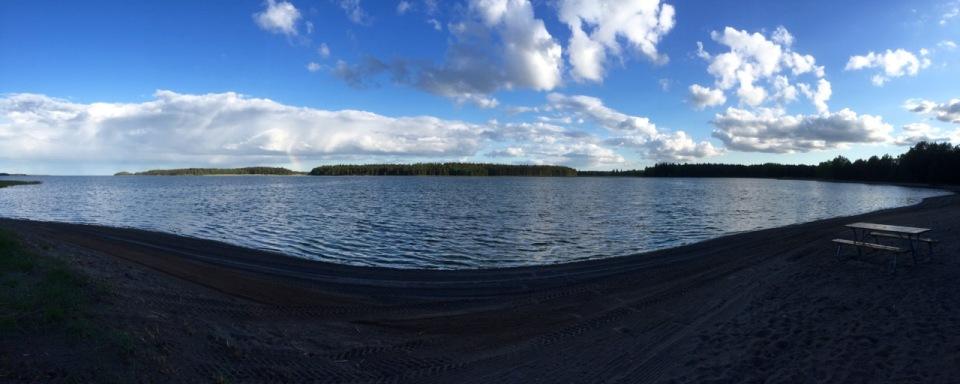 Baltic panorama