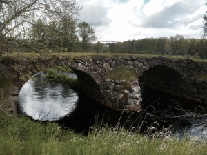 I liked this bridge, marvellous masonry