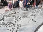 Helsingborg - map of medieval town