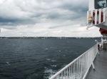 Looking back to Helsingborg
