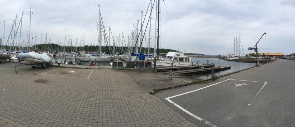 Niva marina - many a yacht