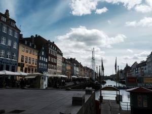 Copenhagen- canals