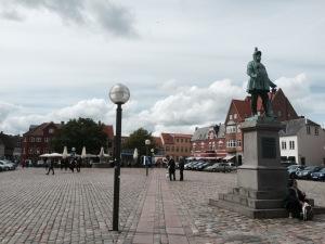 Koge central square