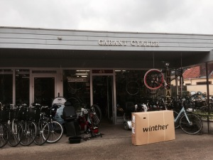 Garant Cykler - great bike shop in Koge