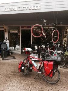 Smaug fixed - thanks Garant Cykler