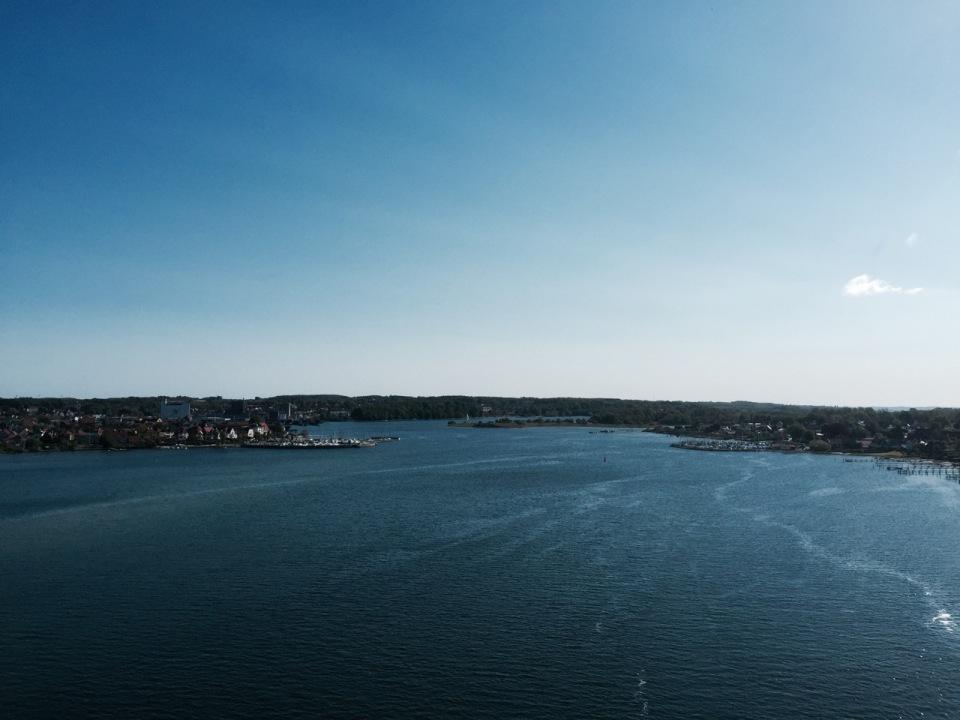 View from Svendborg Bridge