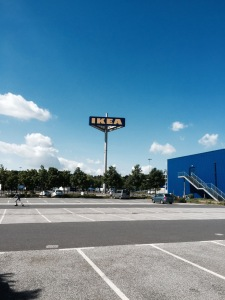 An Ikea in Hamburg, what a surprise...
