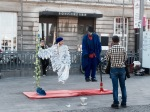 Hamburg Street performers 1