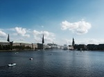 Binnenalster from other direction