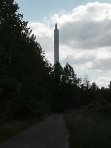 Wizards Tower on the outskirts of Hamburg