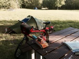 Stadtwaldsee Campingplatz, Bremen