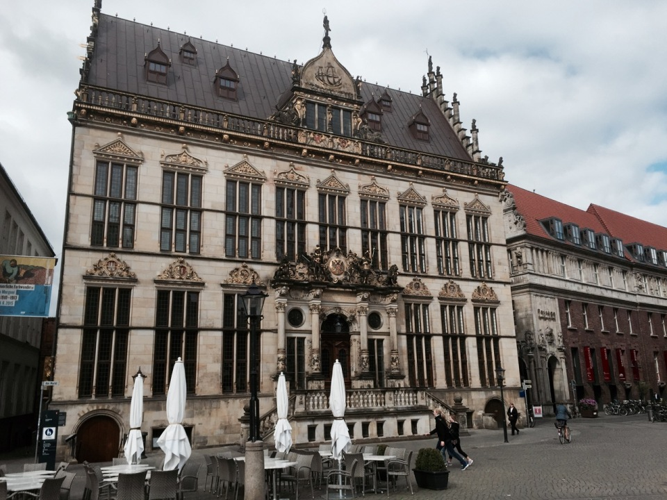 Bremen - think this was a hotel