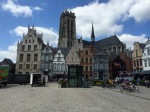 Mechelen 2 - pretty houses