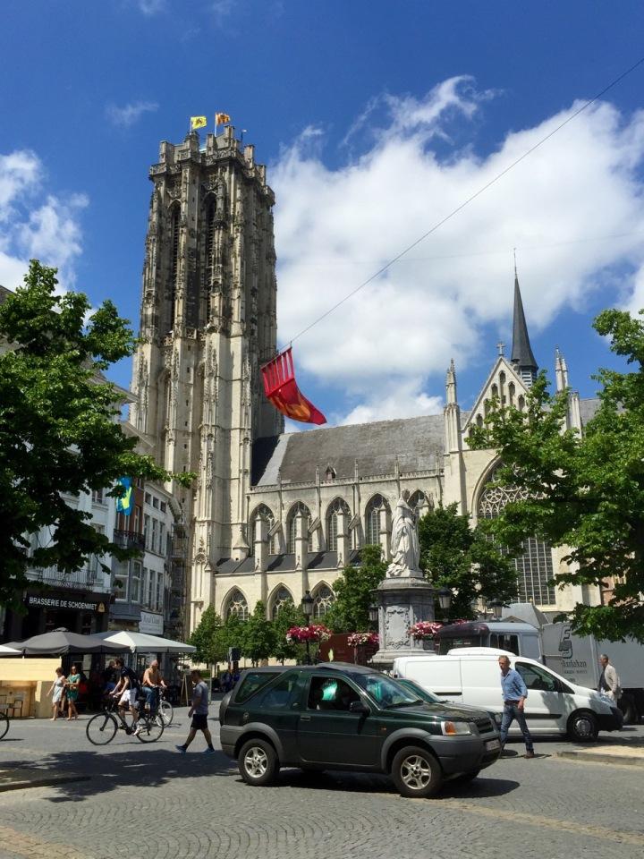 Mechelen Church