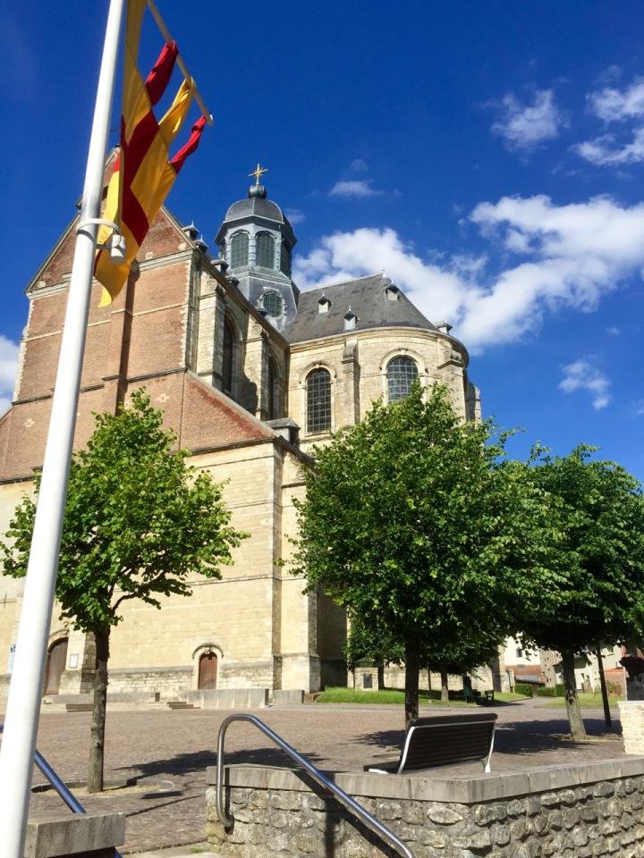 Grimbergen Church
