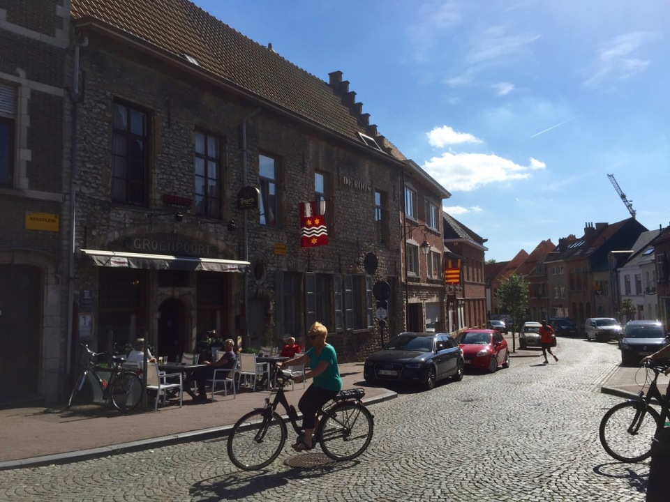 Grimbergen - one of several bars