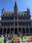 Brussels Grand Place guildhall