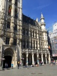 Brussels Grand Place - City Hall 2