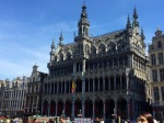 Brussels Grand Place - Broodhuis (Bread House)