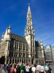 Brussels Grand Place - City Hall 5