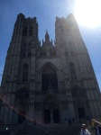 Brussels Cathedral 3