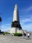 Brussels war memorial