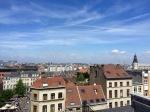 Brussels sky line