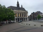 Central square in Charleroi 2