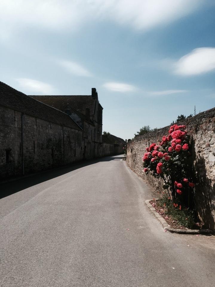 Béthisy-Saint-Martin - Pedalling through small villages