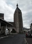 Chateauneuf-sur-Loire - church