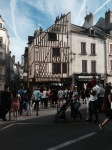 Blois - Fete Musique in full swing
