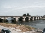Bridge over to Amboise nord
