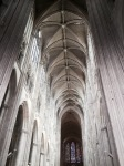 Tours Cathedral 6 - vaulted ceiling