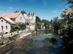 Verteuil-sur-Charente - river and chateau