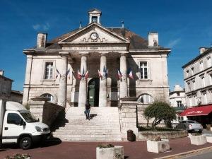 Hotel de Ville - Chateauneuf-sur-Charente