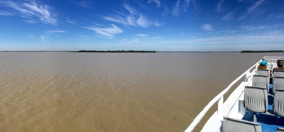 Gironde panorama